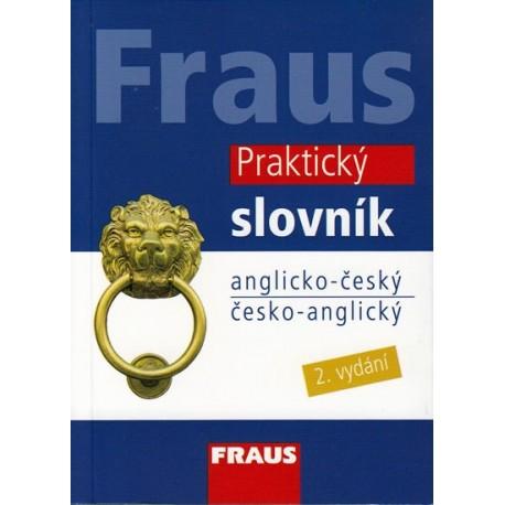 Fraus: Praktický Slovník anglicko-český, česko-anglický 2. vydání Fraus 9788072389810