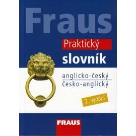 Fraus: Praktický Slovník anglicko-český, česko-anglický 2. vydání