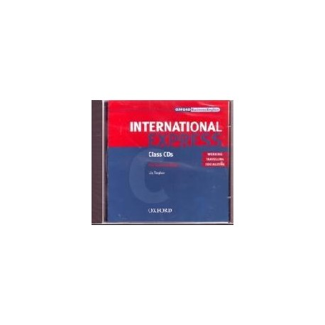 International Express Interactive Edition 2007 Pre-intermediate Class CDs Oxford University Press 9780194574815
