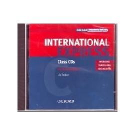 International Express Interactive Edition 2007 Pre-intermediate Class CDs
