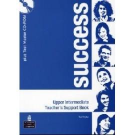 Success Upper-intermediate Teacher's Book + Test Master CD-ROM