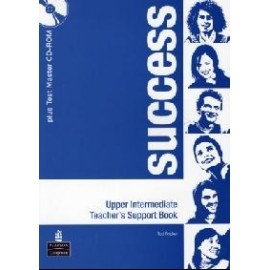 Success Upper-intermediate Teacher's Book + Test Master CD-ROM