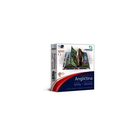 Langmaster Angličtina Millenium Line - interaktivní knihy a anglický výkladový slovník Langmaster 8595029400402