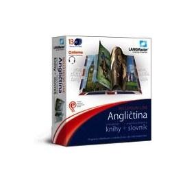 Langmaster Angličtina Millenium Line - interaktivní knihy a anglický výkladový slovník