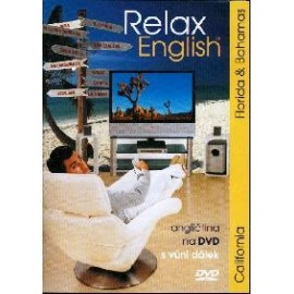 Florida and Bahamas & California DVD - Relax English