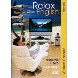 Hawai & Western Canada DVD - Relax English