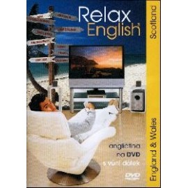 Scotland, England & Wales DVD - Relax English