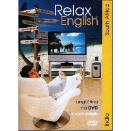 South Africa & India DVD - Relax English