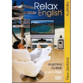 Australia & New Zealand DVD - Relax English