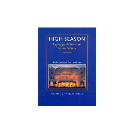 High Season Student's Book Oxford University Press 9780194513081