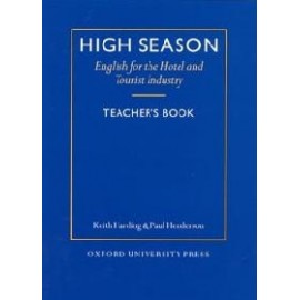 High Season Teacher's Book
