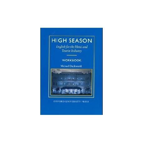 High Season Workbook Oxford University Press 9780194513104