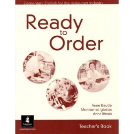 Ready to Order Teacher's Book