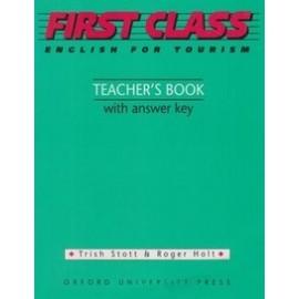 First Class Teacher's Book