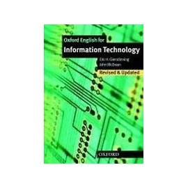 Oxford English for Information Technology Student's Book (New Edition)