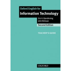 Oxford English for Information Technology Teacher's Book (New Edition)