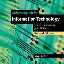 Oxford English for Information Technology Audio CD (New Edition)