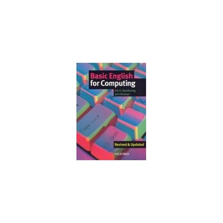 Basic English for Computing Student's Book Oxford University Press 9780194574709