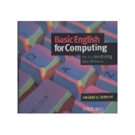 Basic English for Computing Audio CD
