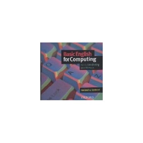 Basic English for Computing Audio CD Oxford University Press 9780194574730