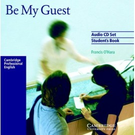 Be My Guest Audio CDs