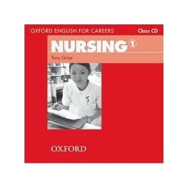 Oxford English for Careers: Nursing 1 Class CD