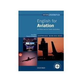 Oxford English for Aviation for Pilots and Air Traffic Controllers + CD-ROM/CD