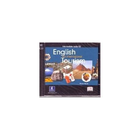 English for International Tourism Intermediate Class Audio CD Longman 9780582479869