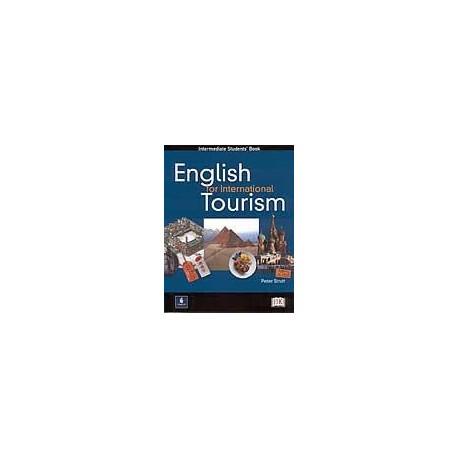 English for International Tourism Intermediate Coursebook Longman 9780582479838