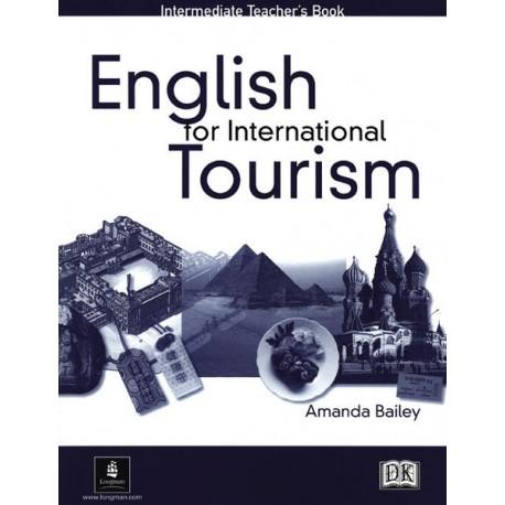 English for International Tourism Intermediate Teacher's Book Longman 9780582479821