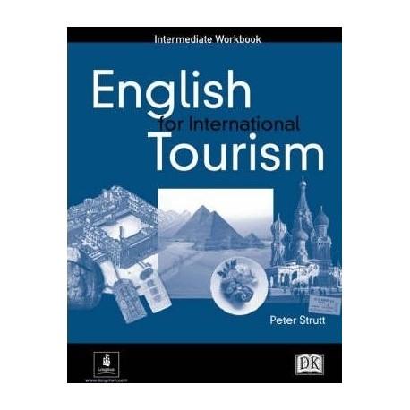 English for International Tourism Intermediate Workbook Longman 9780582479845