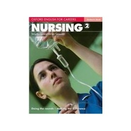 Oxford English for Careers: Nursing 2 Student's Book