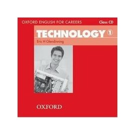 Oxford English for Careers: Technology 1 Audio CD