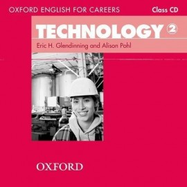 Oxford English for Careers: Technology 2 Audio CD