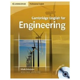Cambridge English for Engineering + CDs