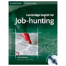 Cambridge English for Job-hunting + CDs