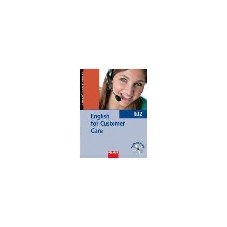 English for Customer Care + CD Fraus 9788072386062