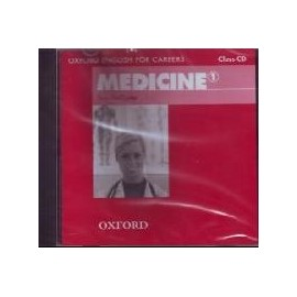 Oxford English for Careers: Medicine 1 CD