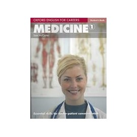 Oxford English for Careers: Medicine 1 Student's Book