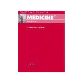 Oxford English for Careers: Medicine 1 Teacher's Resource Book