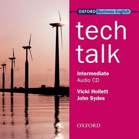 Tech Talk Intermediate Class CD Oxford University Press 9780194575454