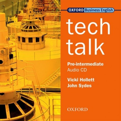 Tech Talk Pre-intermediate Class CD Oxford University Press 9780194574617