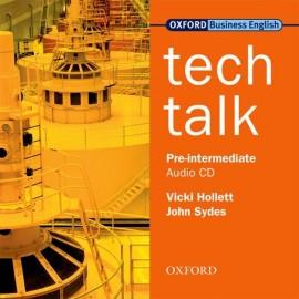 Tech Talk Pre-intermediate Class CD