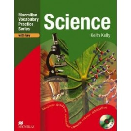 Macmillan Vocabulary Practice Series - Science Practice Book with Key + CD-ROM