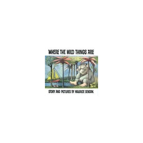 Where the Wild Things Are Harper Collins 9780099408390