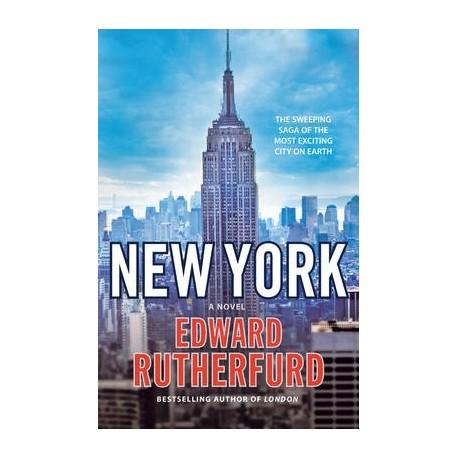 New York Cornerstone 9780099509387