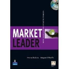 Market Leader Advanced Coursebook + CD-ROM + Audio CDs