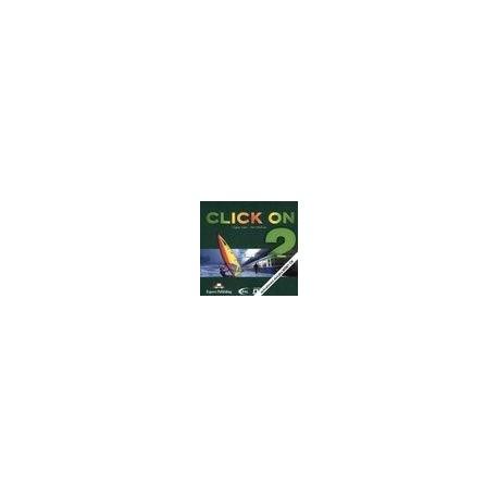 Click On 2 DVD Express Publishing 9781844665013