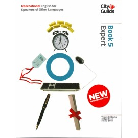 City&Guilds International English for Speakers of Other Languages 5 Expert Students Book New Edition + audio CDs