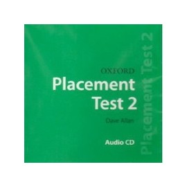 Oxford Placement Test 2 Audio CD (Revised Edition)